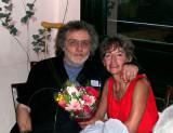 Judy and Richard - celebrating Judy's 60th birthday in Savannah, Georgia (7-07)