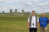 From Stonehenge with Love