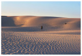 0364- me at the Mungo dunes (photo by Gerard)