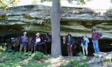 ETR & Tahoma Teanaway cave
