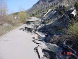 Between Ryan Lake and Norway Pass, Mile 14
