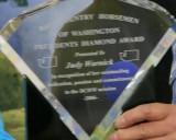 BCHW President's Diamond award