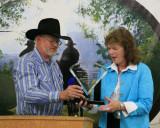 Bob Gish and Representitve Judy Warnick