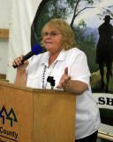 Washington State Senator Marilyn Rasmussen
