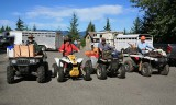 The ATV pack crew