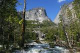Upstream From Vernal Fall