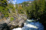 Nevada Fall Headwaters