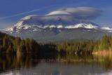 Lenticular Clouds over Shasta