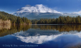 Mount Shasta Reflected in Lake Siskiyou