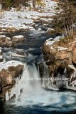 Lower Falls in Ice