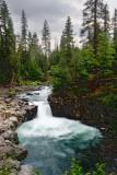 Lower Falls in Spring