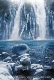 Burney Falls in Ice II