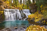 Middle Falls in Autumn