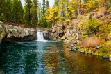 Lower Falls in Autumn