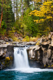 Lower Falls in Autumn II