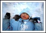 feb 1 snow angel