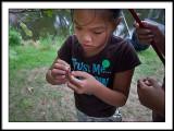 july 27 worm on hook