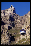 South Africa - Table Top Mountain.