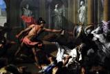 Perseus Confronting Phineus with the Head of Medusa - Sebastiano Ricci