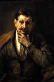 Saint Bartholomew - Rembrandt - 1661