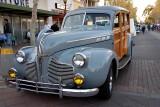 1940 Pontiac Station Wagon (woodie)