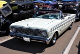 1964 Ford Falcon Sprint Convertible featuring V-8 performannce in a small package