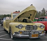1947 Lincoln Convertible