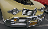 1947 Lincoln Convertible (grille)