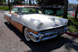 1956 Mercury Montclair Two Door Hardtop - Click on photo for more info