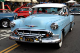 1953 Chevrolet Bel Air Four Door Sedan