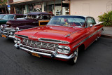 1959 Chevrolet Impala Sport Coupe - Click on photo for more info