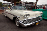 1958 Chevrolet Impala Convertible - Click on photo for more info