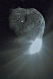 Man made impact of asteroid