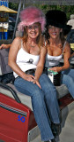 50-50 raffle ticket gals