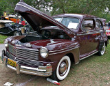 1942 Mercury Two Door Sedan - Click on photo for more info