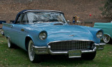 1957 Ford Thunderbird...last year of the two seater T-Birds