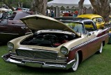 1956 Chrysler New Yorker St. Regis Hardtop......first year for the Exner fins at Chrysler. Hemi-Powered