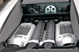 Bugatti Veyron power plant