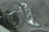 Bugatti Veyron interior