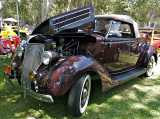 1936 Ford Deluxe Roadster - Click on photo for more info