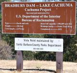 Lake Cachuma Dam