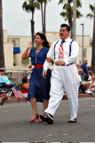 WWII era ballroom dancers