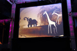 Sand animator artist