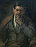 Rembrandt - St. Bartholomew