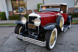 1929 Buick convertible coupe