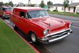 1957 Chevy Panel
