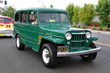 Possibly 1958 or 1962 Willies Jeep