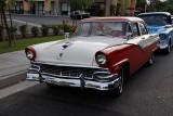 1956 Ford Fairlane four door sedan