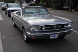 Possibly 1965 or 1966 Ford Mustang