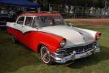 1956 Ford Fairlane 4 door sedan